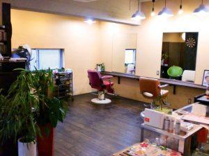 長崎市-美容室 セブンアップ